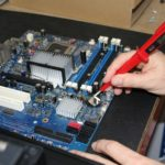 motherboard service